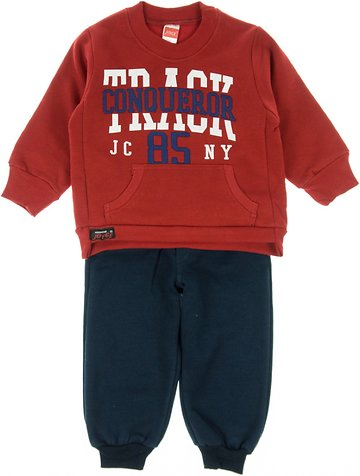 c9f9a9daa28 Joyce παιδικό σετ φόρμα μπλούζα-παντελόνι «Red Conqueror» - Παιδικά ρούχα,  βρεφικά ενδύματα, λευκά είδη για παιδιά AZshop.gr