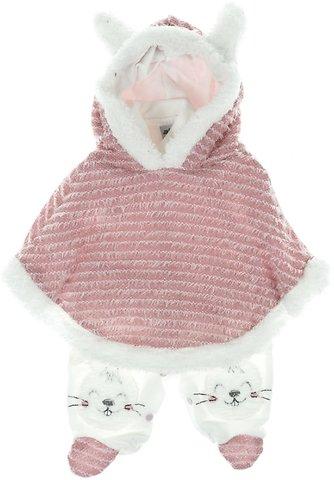 Aist βρεφικό φορμάκι και πόντσο «Bunny» - Παιδικά ρούχα 933fa855d7f