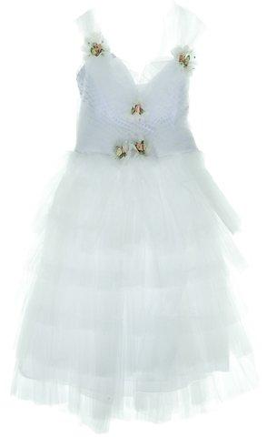 a70844f01b88 Ken Club παιδικό αμπιγιέ φόρεμα «Beauty» - Παιδικά ρούχα