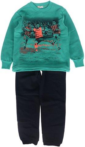 81b30e62983 Nek παιδικό σετ φόρμα μπλούζα-παντελόνι «Green Champions» - Παιδικά ρούχα,  βρεφικά ενδύματα, λευκά είδη για παιδιά AZshop.gr