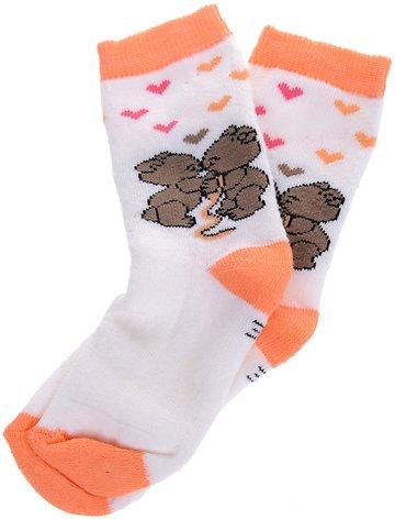 Gundem παιδικές κάλτσες «Ecru Kiss» - Παιδικά ρούχα 48fe6553655