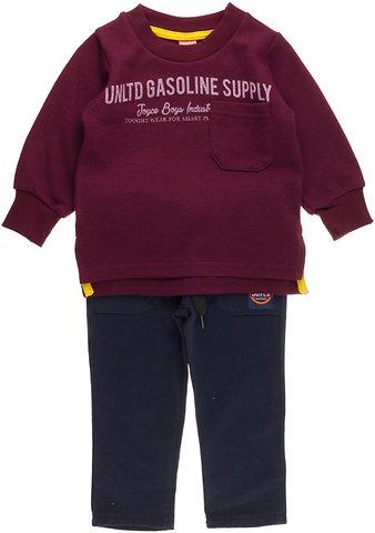 Joyce παιδικό σετ μπλούζα-παντελόνι «Gasoline Supply» - Παιδικά ρούχα 20fb10f9fbc
