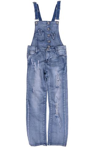a7f0855e26b Εβίτα παιδικό παντελόνι τζιν ολόσωμο σαλοπέτα «Casual» - Παιδικά ρούχα,  βρεφικά ενδύματα, λευκά είδη για παιδιά AZshop.gr