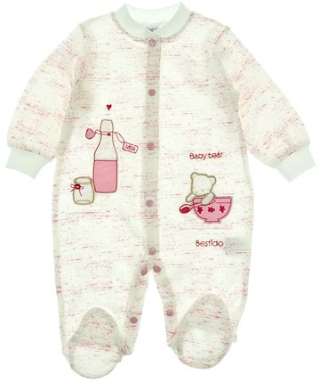 Bestido βρεφικό εποχιακό φορμάκι «Pink Milk» - Παιδικά ρούχα ... 3748350b971