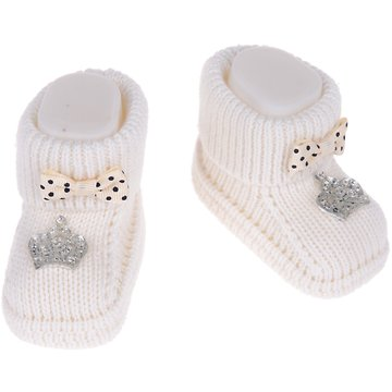 Eda βρεφικές κάλτσες πλεκτές «King» - Παιδικά ρούχα 561ca1ee7d8