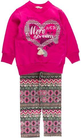 Nek παιδικό σετ μπλούζα-παντελόνι κολάν «More Dream» - Παιδικά ρούχα ... 9c7f748a84d