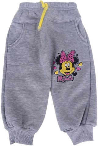 ΑΖ παιδικό παντελόνι φόρμας «Grey Small Mouse» - Παιδικά ρούχα ... 3d9655ff032