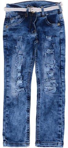 Sercino παιδικό παντελόνι τζιν και ζώνη «Nicest» - b2b.AZshop.gr 6d464c8bdc1