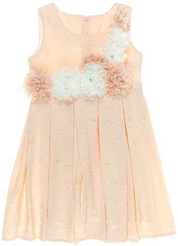 c697d82c0ab Obella παιδικό αμπιγιέ φόρεμα «Somon Brooch» - b2b.AZshop.gr