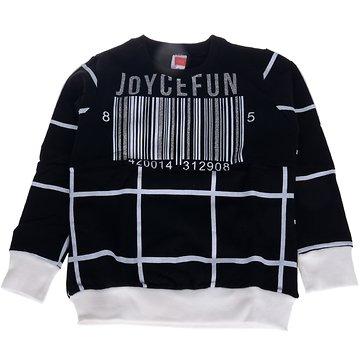 Joyce παιδική μπλούζα «Black Barcode» - Παιδικά ρούχα f2717c4eed4