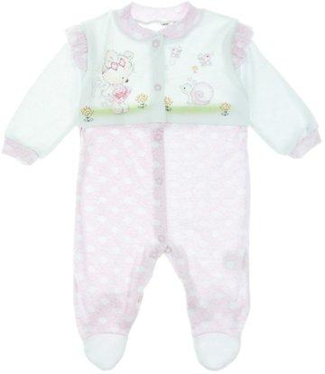 AZ βρεφικό εποχιακό φορμάκι «Bear and Snail» - Παιδικά ρούχα ... e4fc3293862