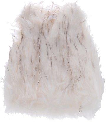 JNS παιδικό γούνινο αμάνικο παλτό «Passion» - Παιδικά ρούχα 620b25ca311