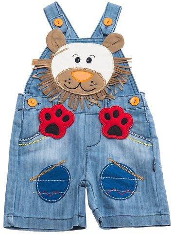 Cinar βρεφικό παντελόνι σαλοπέτα τζιν «Lion» - Παιδικά ρούχα ... 5f3372de6d2