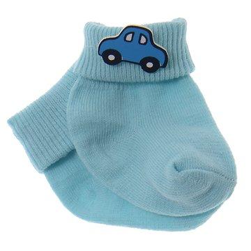 Pamily βρεφικές κάλτσες «Blue Car» - Παιδικά ρούχα 7684bcaef04