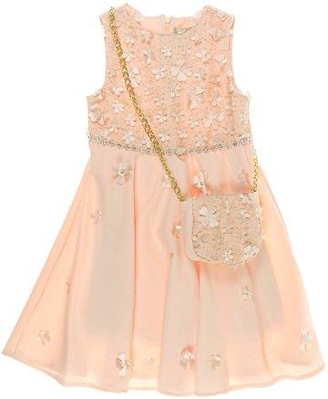 846ee5b2792 Wecan παιδικό αμπιγιέ φόρεμα «Somon Daisies» - b2b.AZshop.gr
