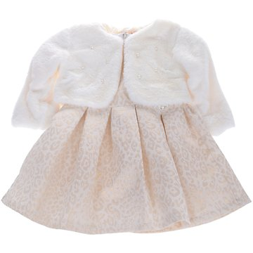 a06eae0f450e Εβίτα παιδικό αμπιγιέ φόρεμα   μπολερό «So Cherished» - Παιδικά ρούχα