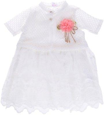 6e6fb01b9a22 Feriha βρεφικό αμπιγιέ φόρεμα και ζακέτα μπολερό «Wonder» - Παιδικά ρούχα