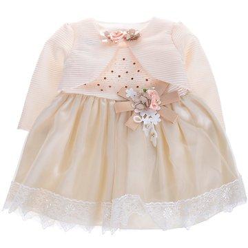 Lilla παιδικό αμπιγιέ φόρεμα   μπολερό «Affection» - Παιδικά ρούχα ... 5b7380bd124
