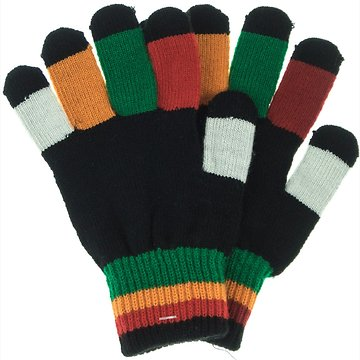 KDM παιδικά γάντια πλεκτά «Colorful Joy» - Παιδικά ρούχα e4153a6c1bc