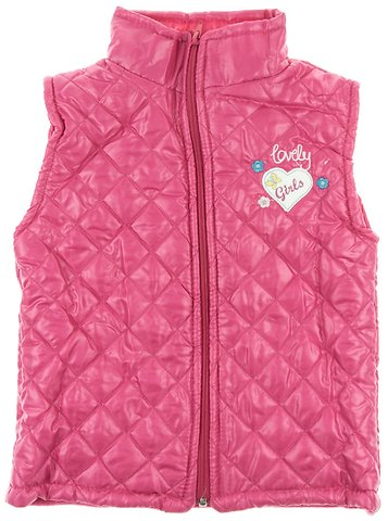 Aydino παιδικό αμάνικο μπουφάν «Pink Lovely Girls» - b2b.AZshop.gr a36aae8859f
