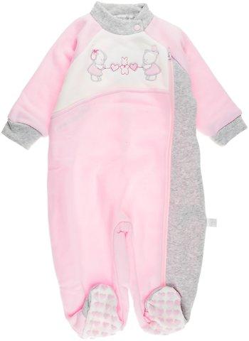 Nazarenogabrielli βρεφικό ζεστό φορμάκι «Playing» - Παιδικά ρούχα ... e3193aaa816