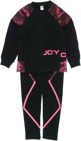 Joyce παιδικό σετ μπλούζα-παντελόνι «Pink Rules» - Παιδικά ρούχα ... 8871c29c576