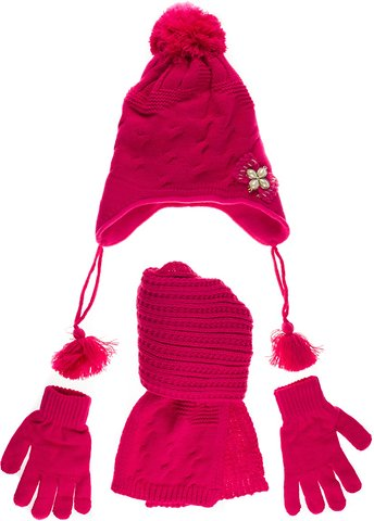 23d6f5bcd8a Kitti πλεκτό σετ σκουφί-κασκόλ-γάντια «Coral Fairness» - Παιδικά ρούχα,  βρεφικά ενδύματα, λευκά είδη για παιδιά AZshop.gr
