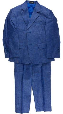 Samli παιδικό αμπιγιέ λινό κοστούμι «Bond» - Παιδικά ρούχα ed38336f66d