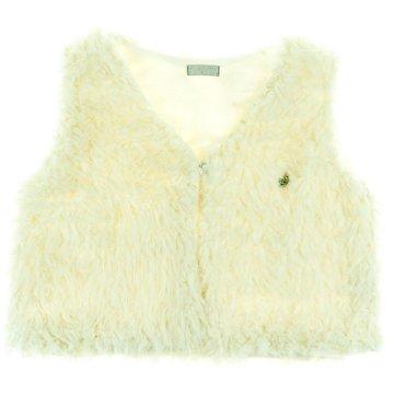 Εβίτα παιδικό γούνινο αμάνικο γιλέκο «Pure» - Παιδικά ρούχα a2b51bd2be8