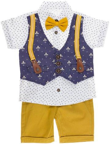 Kids Bom παιδικό αμπιγιέ σετ «Distinct» - Παιδικά ρούχα c4bca4ceef8