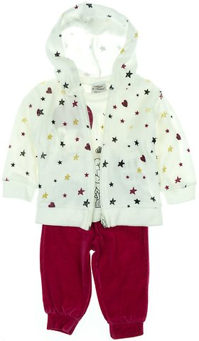 Chippi Chuppo βρεφικό σετ ζακέτα-μπλούζα-παντελόνι «Balloon» - Παιδικά ρούχα 509a15c713c