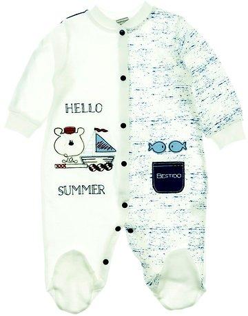 Bestido βρεφικό εποχιακό φορμάκι «Hello Summer» - Παιδικά ρούχα ... 1dbb7802cef