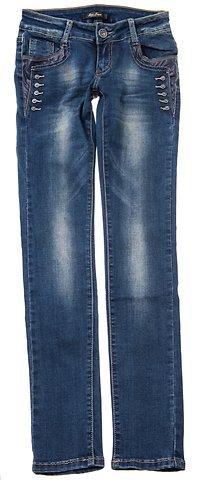 4d777843777 Miss Two γυναικείο παντελόνι τζιν «Rock Girl» - b2b.AZshop.gr