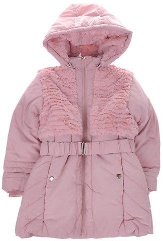 Εβίτα παιδικό μπουφάν «Pink In The Winter» - Παιδικά ρούχα 6594e89d1df