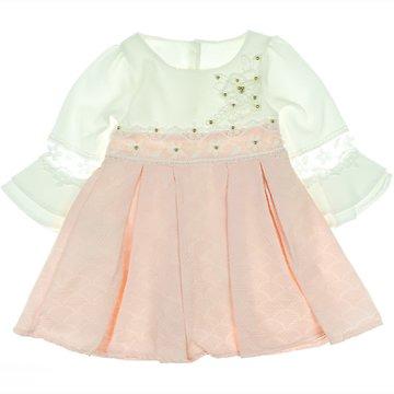 GVN παιδικό αμπιγιέ φόρεμα «Pink Classic» - Παιδικά ρούχα ab039a039d4