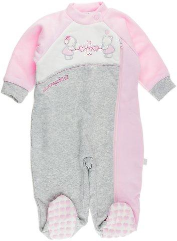 Nazarenogabrielli βρεφικό ζεστό φορμάκι «I m Playing» - Παιδικά ρούχα 533ec34656b