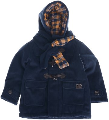 Palomino παιδικό παλτό μοντγκόμερι   κασκόλ «Elegant» - b2b.AZshop.gr 9e4fc52cd49