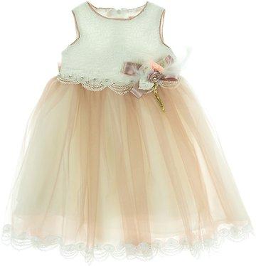39c40d2b6ff Joyful Missy παιδικό αμπιγιέ φόρεμα «Miniature Miss» - Παιδικά ρούχα ...
