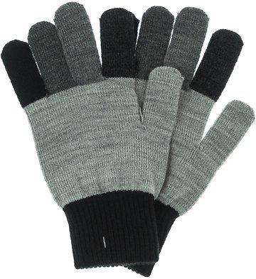 KDM παιδικά γάντια πλεκτά «Grey Simplicity» - Παιδικά ρούχα fc115d30224