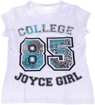 Joyce παιδική μπλούζα «Green College Girl» - Παιδικά ρούχα 561f63053a5
