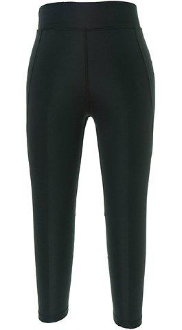 eea23ce1e1ef Simart αθλητικό νεανικό παντελόνι κολάν κάπρι «Trendy Black» - Παιδικά ρούχα