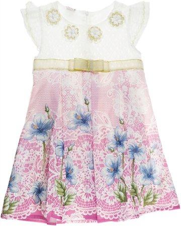 3fed7edcfbe Sofia Girls παιδικό αμπιγιέ φόρεμα «Classy» - Παιδικά ρούχα, βρεφικά  ενδύματα, λευκά είδη για παιδιά AZshop.gr