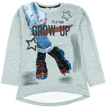 ARS παιδική μπλούζα μακριά «Just Grow Up» - Παιδικά ρούχα a6c28ad4e0c