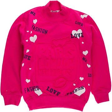 Mix Star παιδική μπλούζα ζιβάγκο «Fuchsia Fashion   Love» - b2b.AZshop.gr 78fa7b06dba