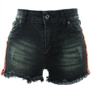 Jeans Wear γυναικείο παντελόνι σορτς τζιν «Red Stripes» - Παιδικά ρούχα 3404e8fec2f
