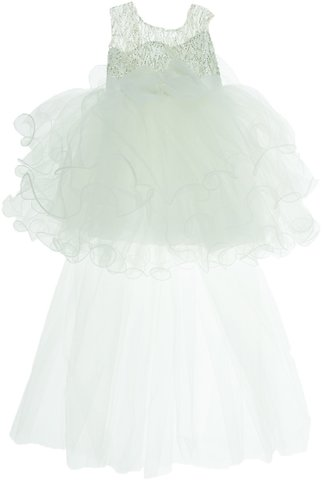 e339309e2fd Ceren παιδικό αμπιγιέ φόρεμα «Ecru Flower Girl» - Παιδικά ρούχα, βρεφικά  ενδύματα, λευκά είδη για παιδιά AZshop.gr