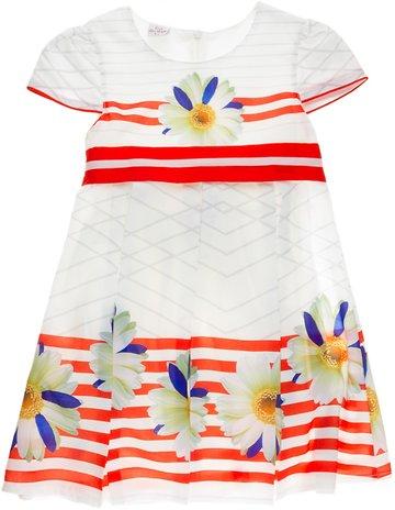 88a0dadbc78 Sofia Girls παιδικό αμπιγιέ φόρεμα «Flower» - Παιδικά ρούχα, βρεφικά  ενδύματα, λευκά είδη για παιδιά AZshop.gr