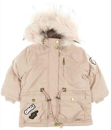 Εβίτα παιδικό μπουφάν παρκά «Always Pink» - Παιδικά ρούχα a46578c54a6
